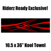 Silent Flame Kooling Towel
